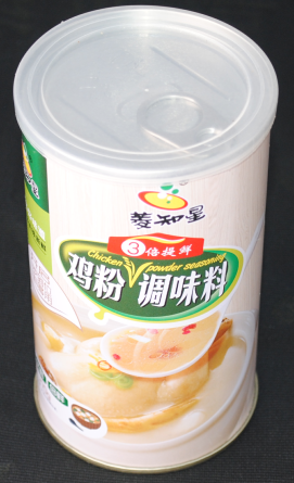 鸡粉调味料罐装
