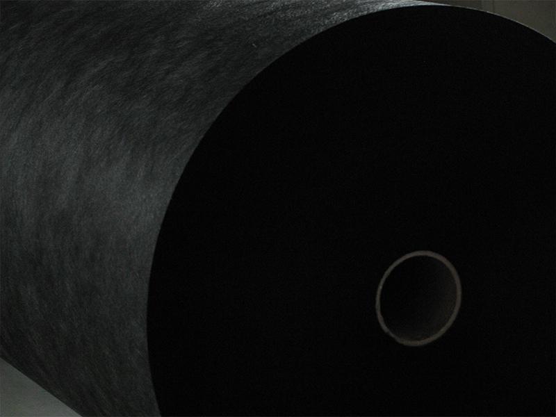 黑色玻璃纖維氈