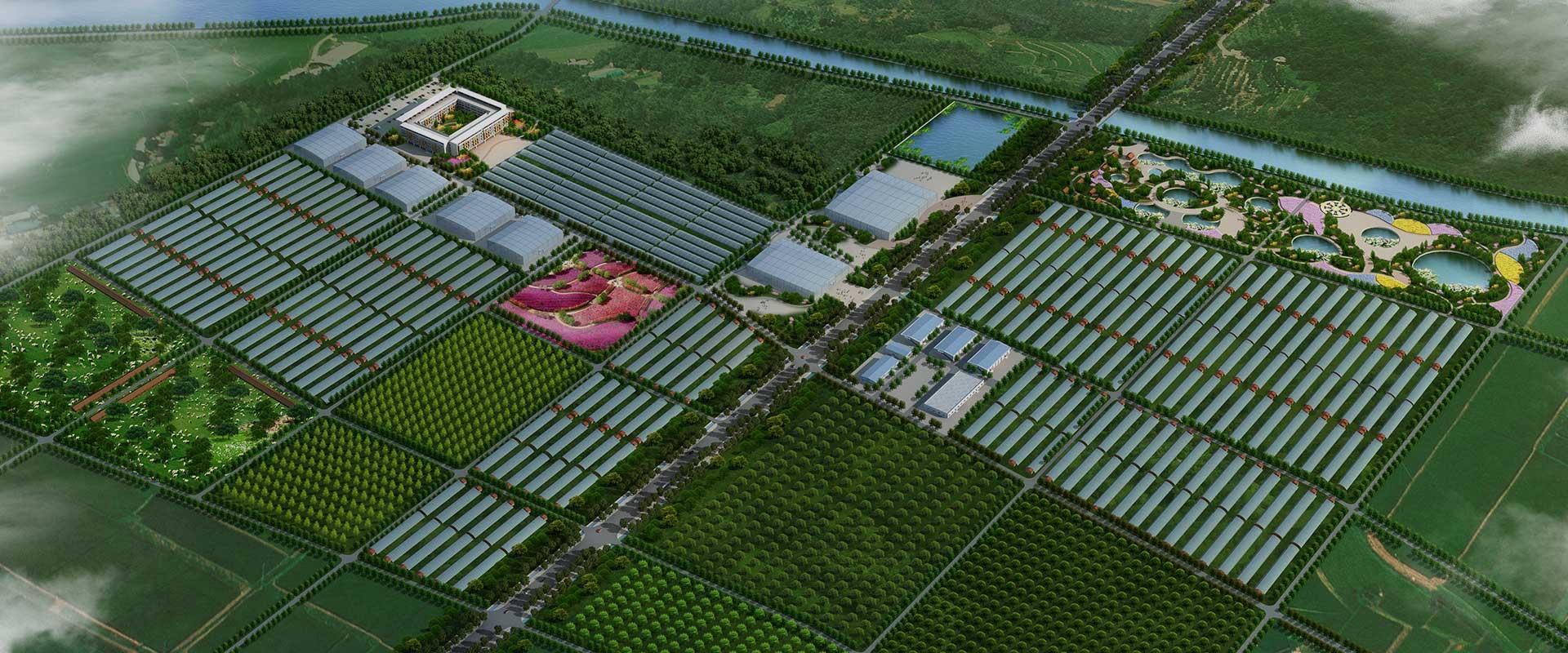 兰考现代农业产业示范园总体规划
